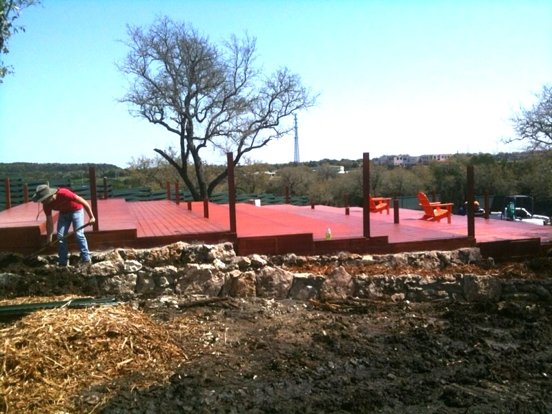 The New Backyard in Bee Cave - Way Out West Austin - Way ...