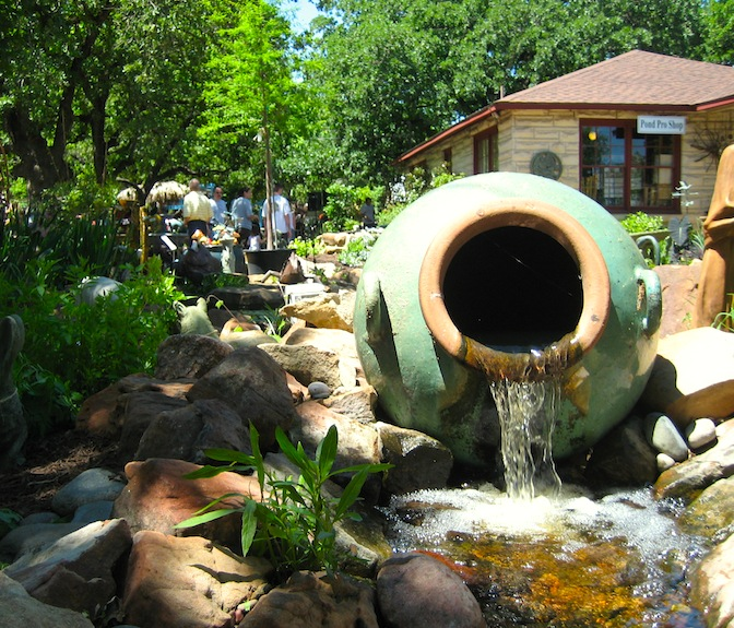 Hill Country Water Gardens - Way Out West Austin