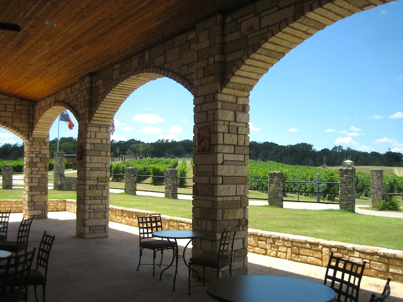 Flat Creek Estate Winery Way Out West Austin Way Out