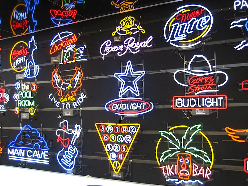 Man Cave Neon Light Signs : Budweiser king beer bar pub club led neon light sign man cave