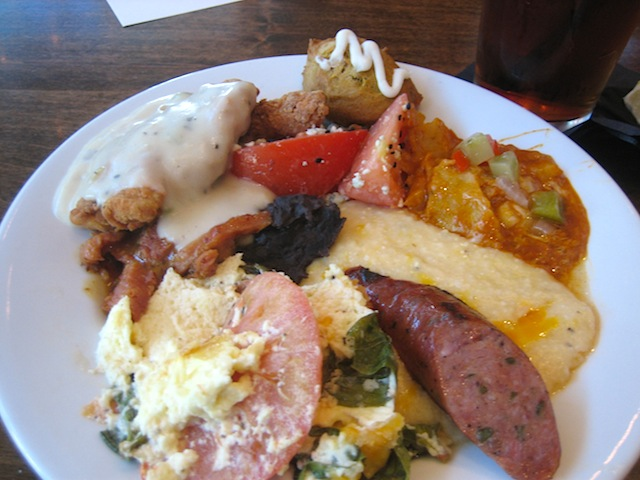 Brunch at Jack Allen's Kitchen - Way