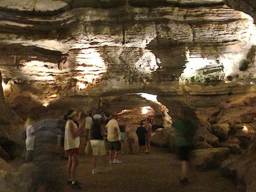 Longhorn Cavern State Park Way Out West Austin Way Out