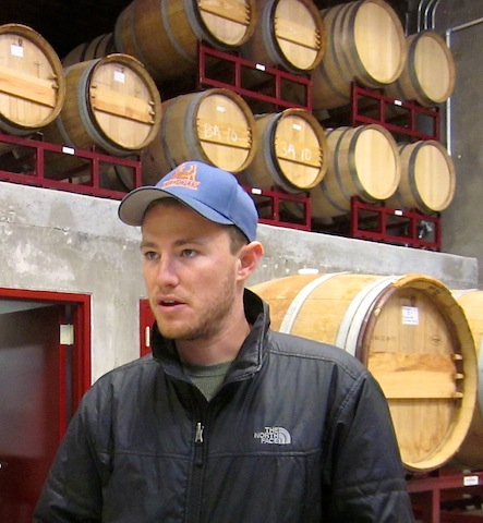 Doug Lewis, winemaker