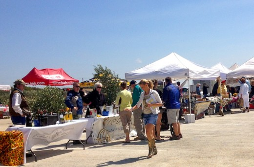 The Texas Olive Festival at the Texas Hill Country Olive Company in Dripping Springs, Texas