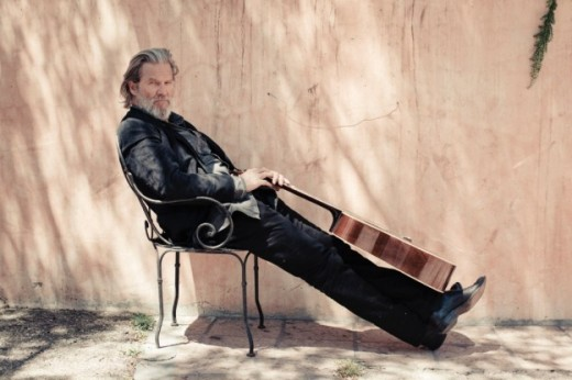 Jeff Bridges appears at the Old Settlers Music Festival in Driftwood, Texas