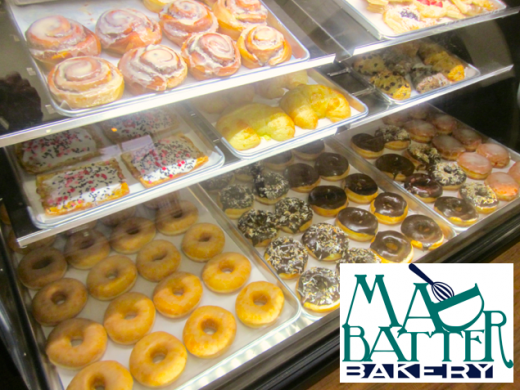 The new Mad Batter bakery in Johnson City, TX
